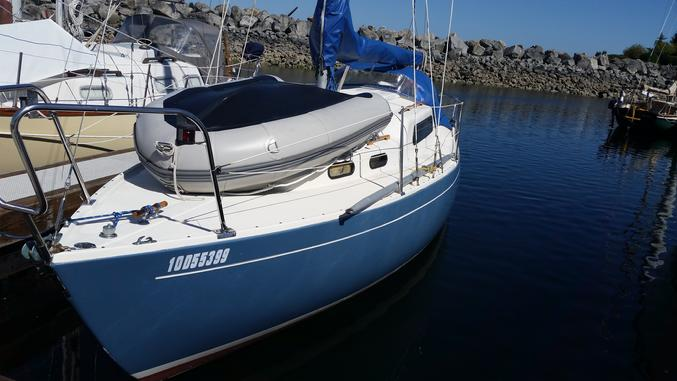 Albin Vega 27 sailboats for sale  Fine small yachts to take